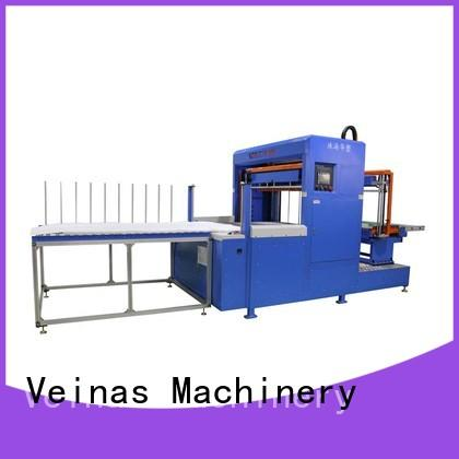 Veinas professional hot wire foam cutting machine use in construction industry supplier for cutting