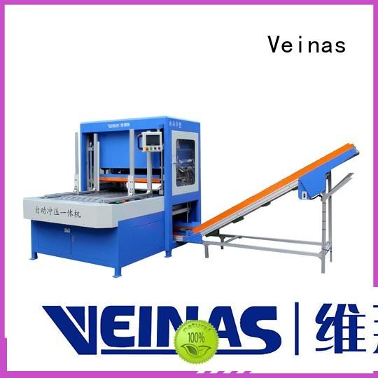 Veinas professional EPE foam punching machine wholesale for packing plant
