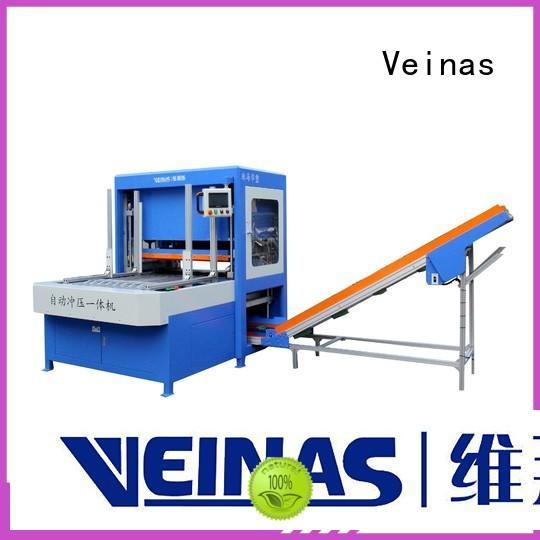 Veinas professional EPE foam punching machine wholesale for packing plant