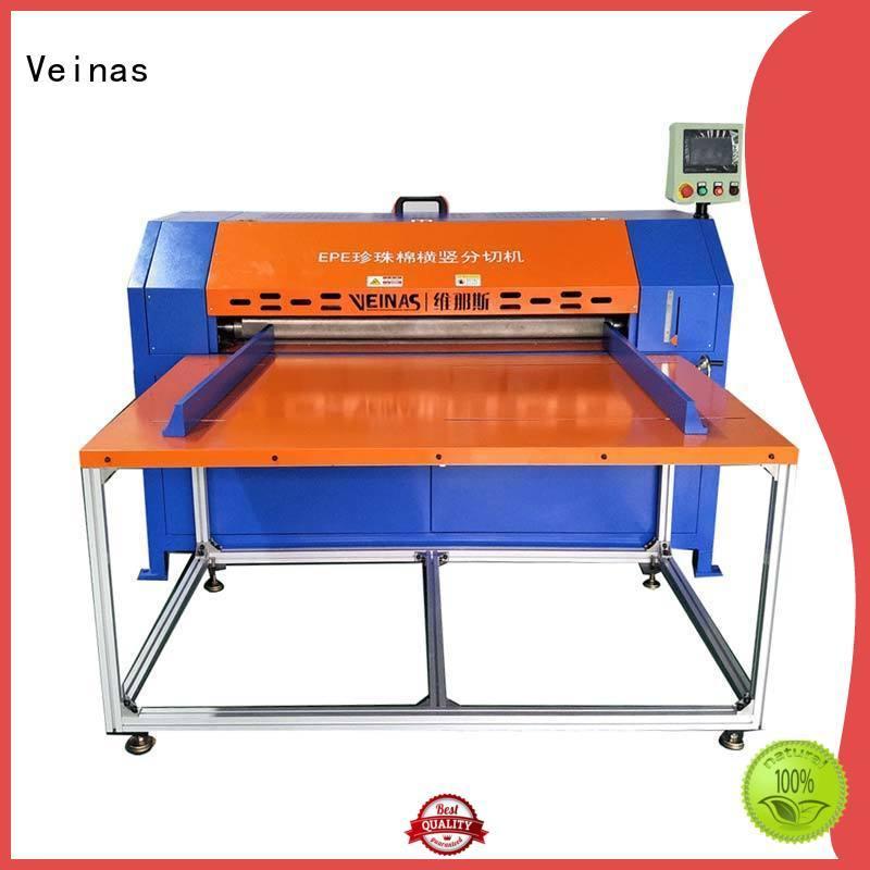 Veinas manual slitting cutter supplier for workshop