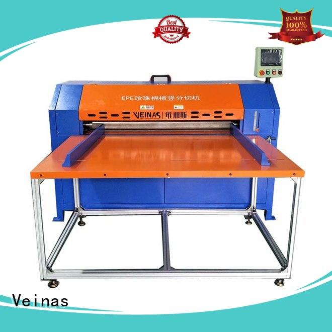 Veinas durable foam cutting machine manufacturers slitting for wrapper