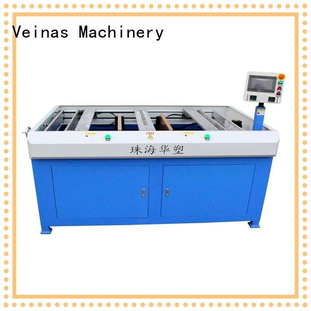 Veinas professional epe foam sheet machine manufacturers high speed for shaping factory