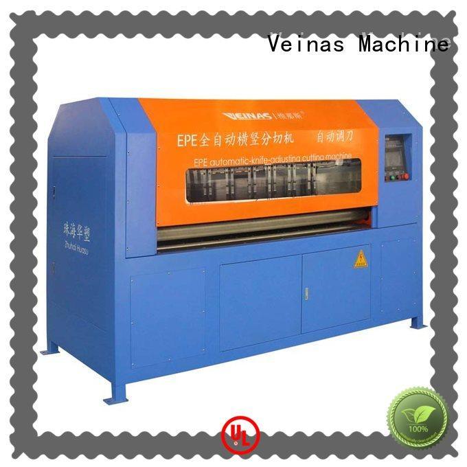 Veinas Brand machine epe foam board cutting machine
