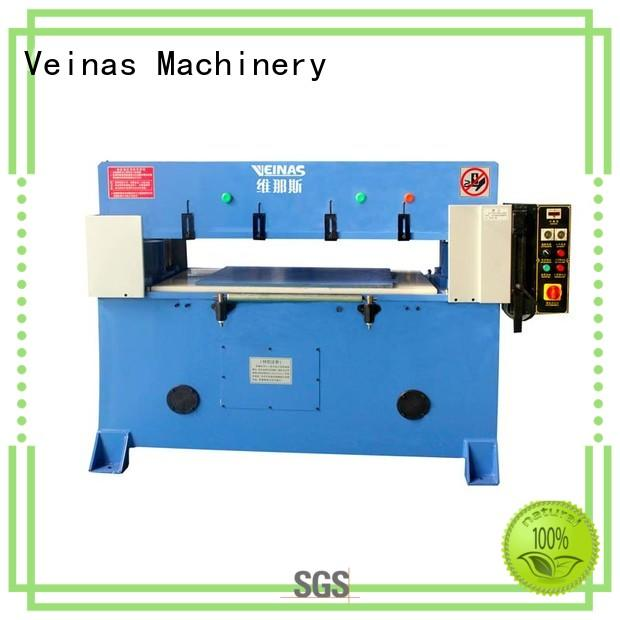 Veinas adjustable hydraulic cutter price energy saving for packing plant