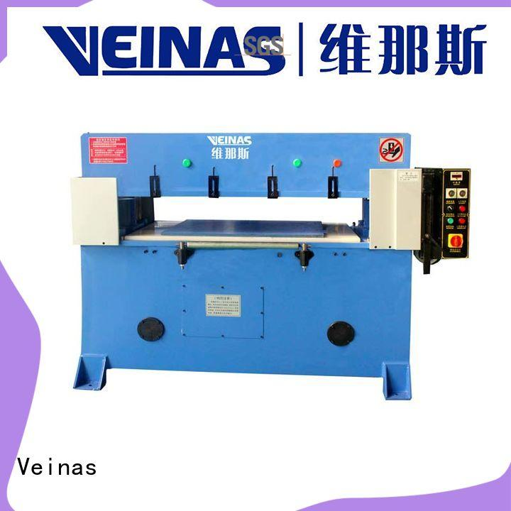 Auto-Balance Four-Column Precision Hydraulic Cutting Machine