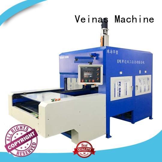 boxmaking hotair feeding Veinas Brand lamination machine price