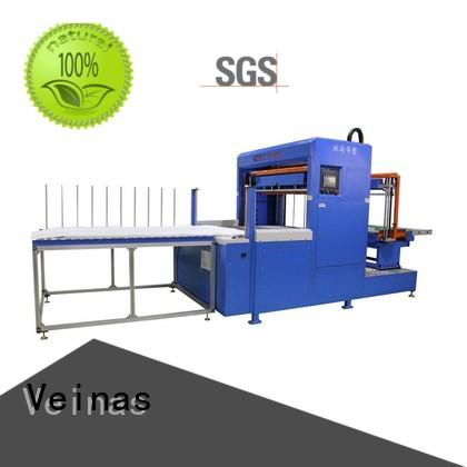 Veinas professional epe foam cutting machine for sale for foam