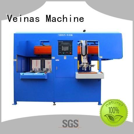 boxmaking epe discharging Veinas Brand thermal lamination machine manufacture