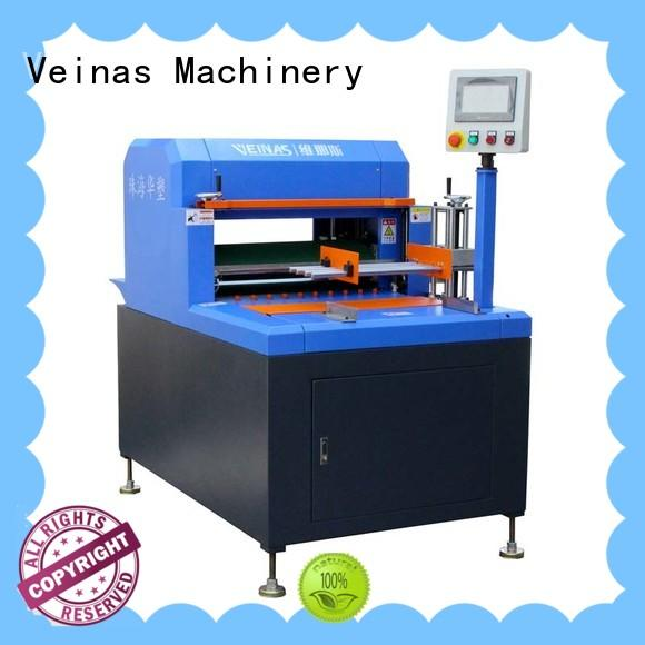 Veinas industrial laminating machine speed
