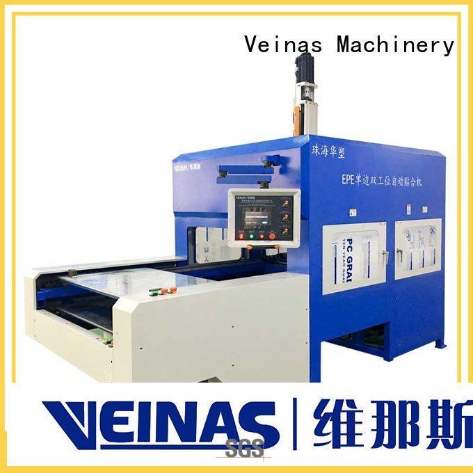 Veinas safe heat lamination machine cardboard for factory
