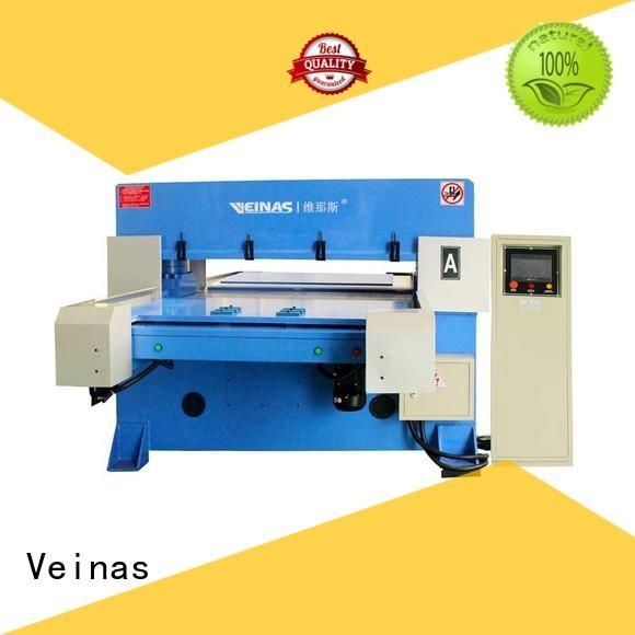 hydraulic sheet cutting machine fourcolumn for workshop Veinas