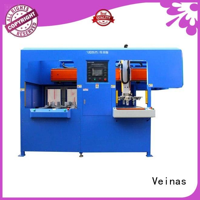 Veinas two heat lamination machine Simple operation for factory