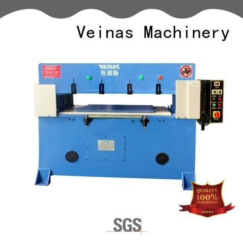 Veinas flexible hydraulic sheet cutting machine for sale for workshop