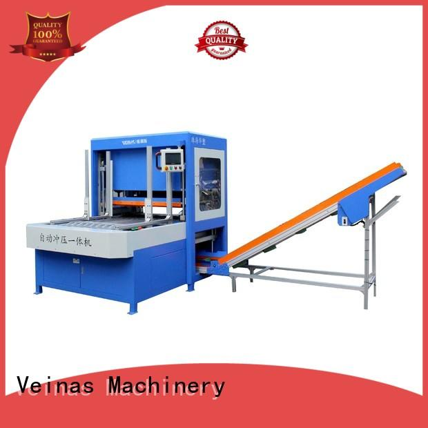 Veinas powerful round hole punching machine easy use for punching