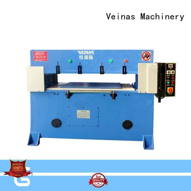 Veinas flexible hydraulic shear energy saving for packing plant