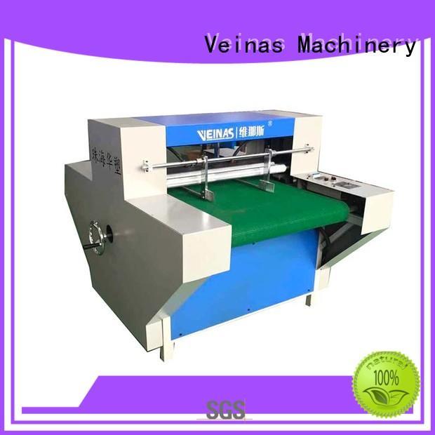 Veinas ironing custom machine builders energy saving for workshop