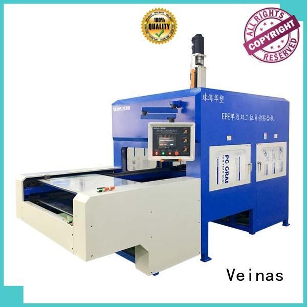 boxmaking side laminator lamination machine price speed Veinas Brand