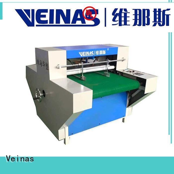 Veinas manual custom built machinery energy saving for workshop