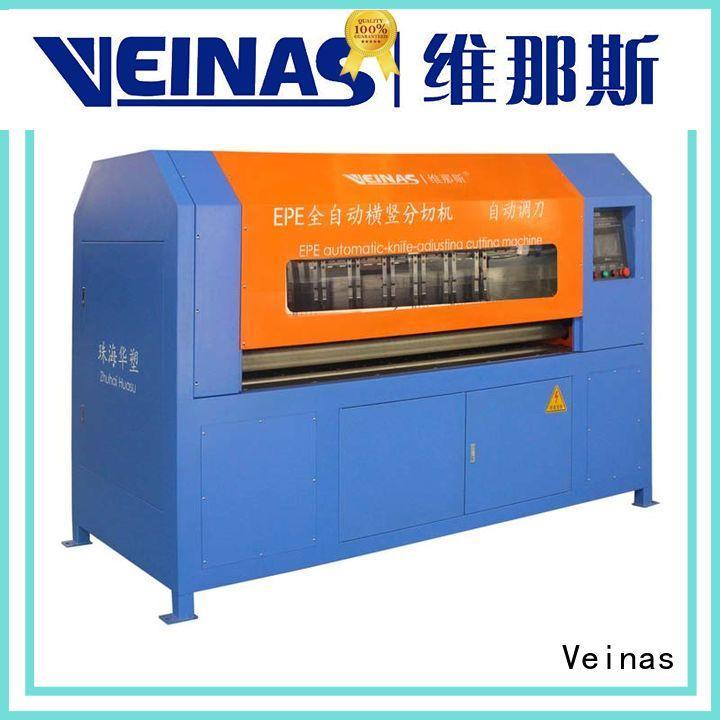 Veinas flexible industrial foam cutter supplier for workshop