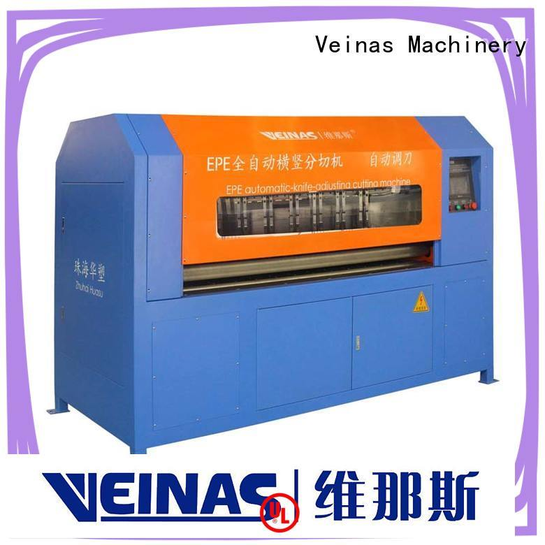 Veinas epe industrial foam cutter high speed for wrapper