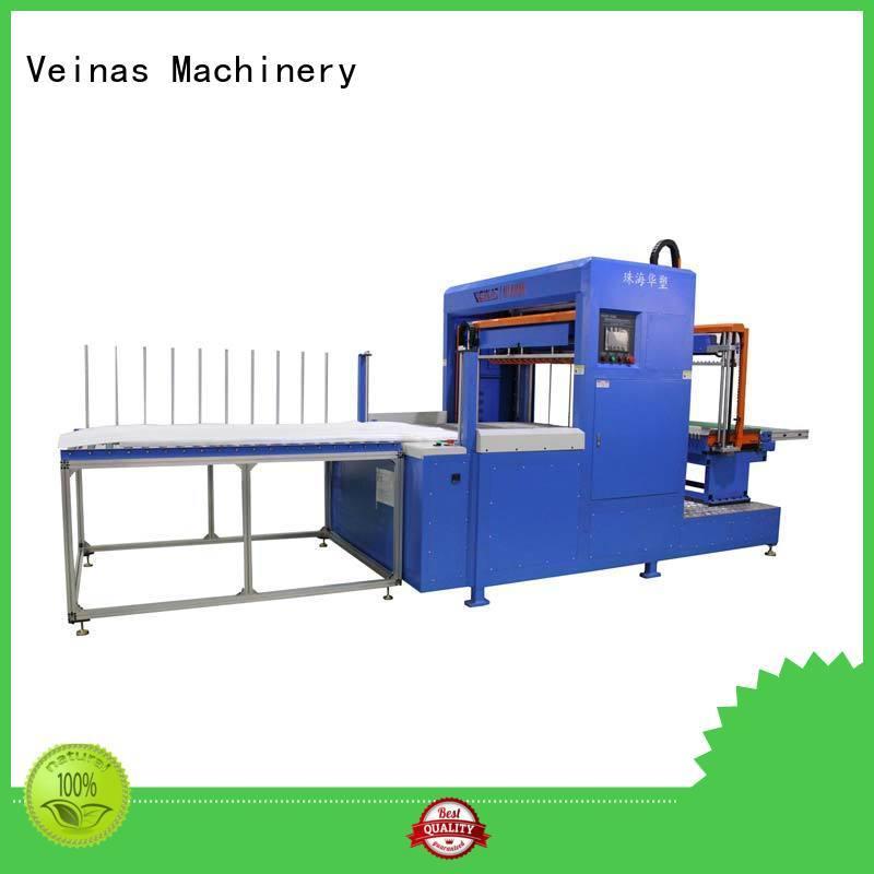 foam cutting machine slitting for wrapper Veinas
