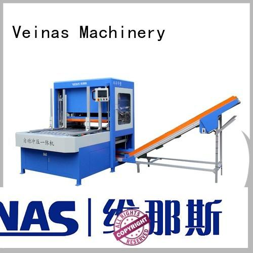 Veinas professional hole punching machine easy use for packing plant