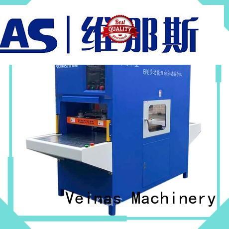 speed bonding machine irregular for foam Veinas