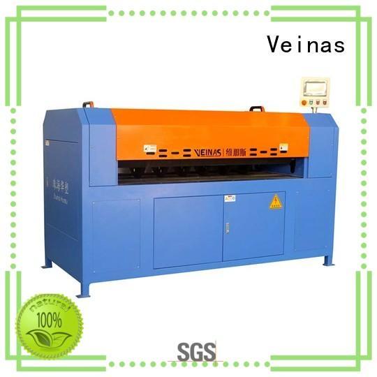 Veinas length mattress machine easy use for foam