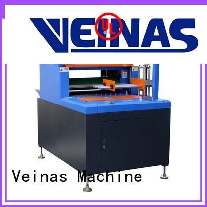 thermal lamination machine speed boxmaking lamination machine price Veinas Brand