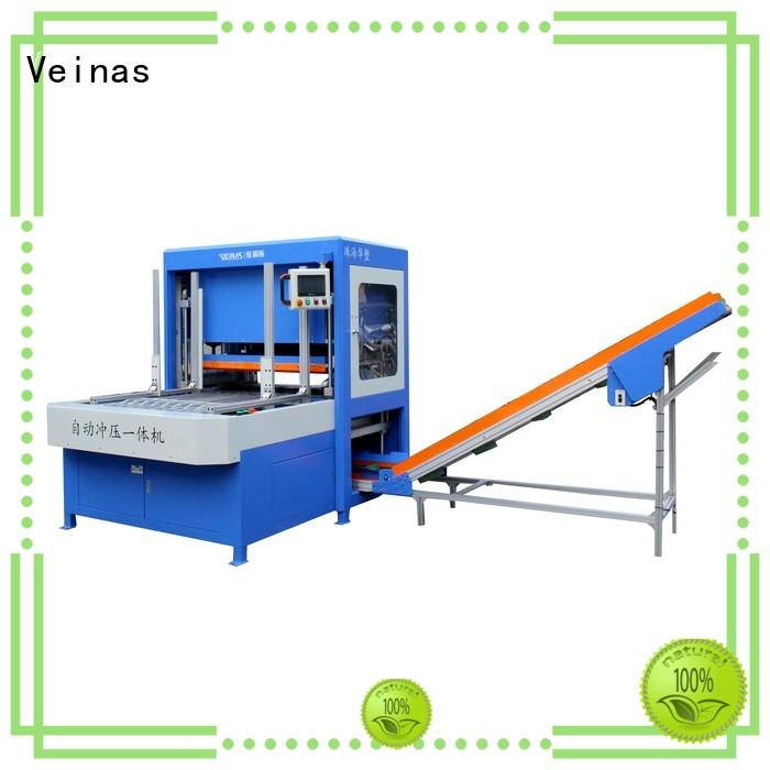 Veinas epe round hole punching machine easy use for punching