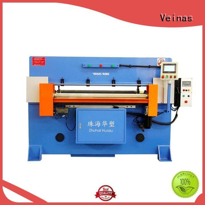 fourcolumn hydraulic shearing machine cutting for bag factory Veinas
