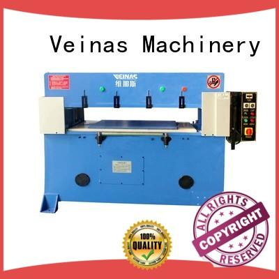 Veinas adjustable hydraulic shear promotion for packing plant