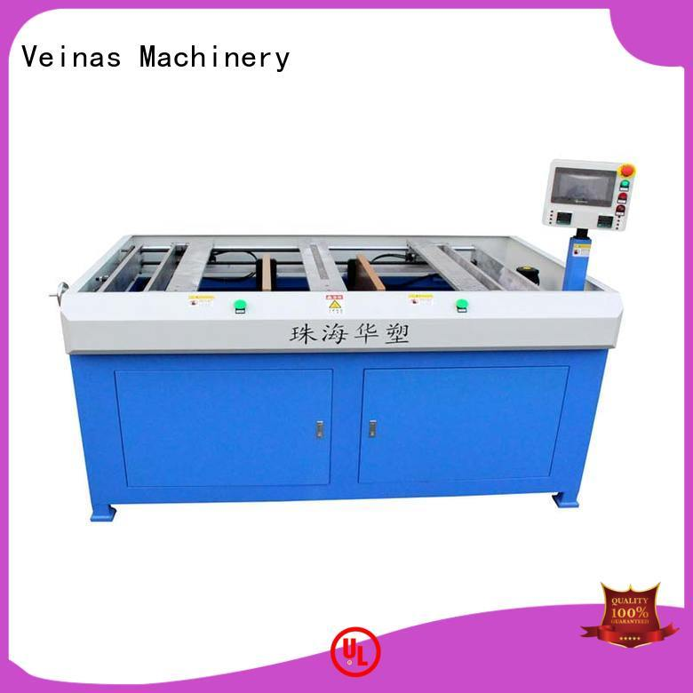 Veinas adjustable epe machine manufacturer for shaping factory