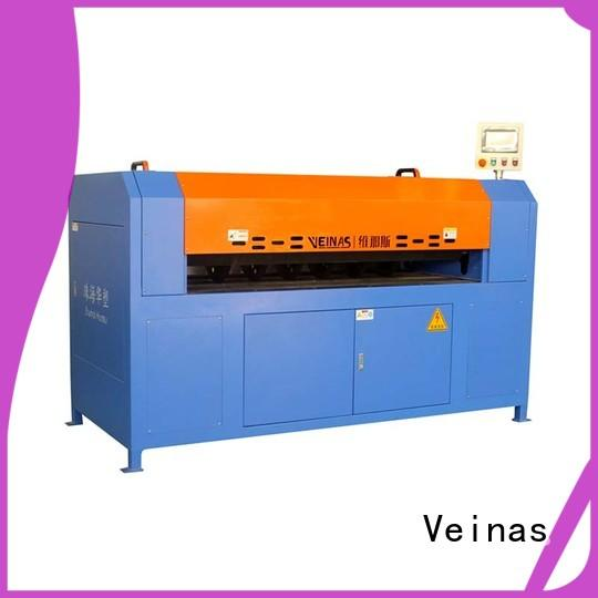 Veinas slitting ep sheet parforming die cutting machine easy use for wrapper