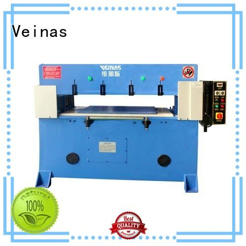 Veinas Brand hydraulic fourcolumn custom hydraulic angle cutting machine