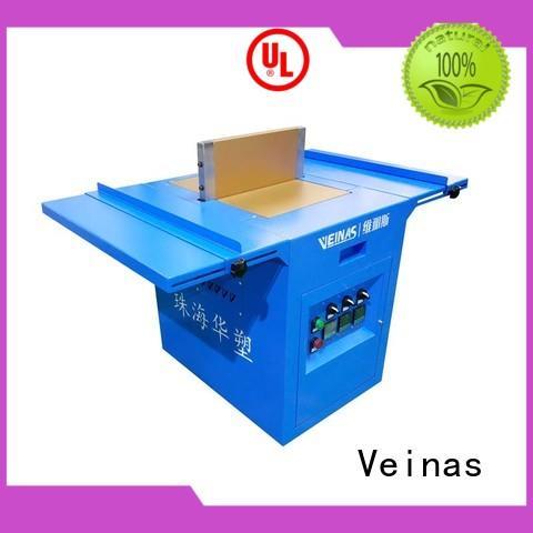 angle heating hotmelt adhesive epe equipment Veinas