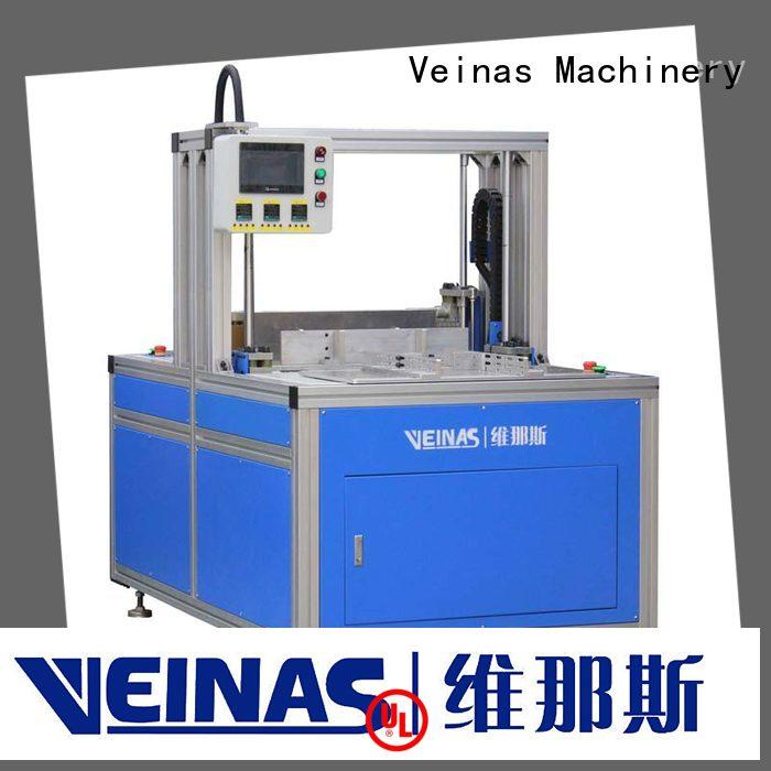 discharging roll to roll laminator boxmaking for packing material Veinas