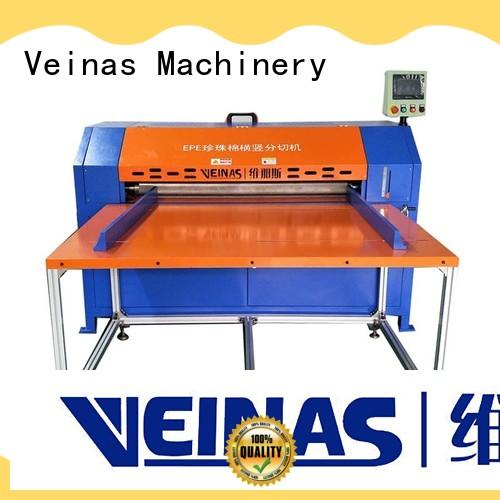 Veinas sheet foam cutting machine manufacturers supplier for foam