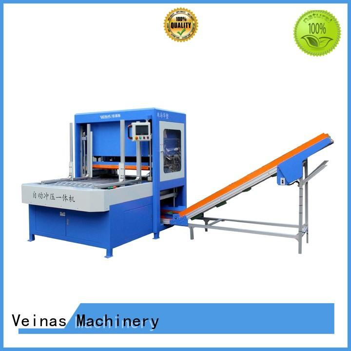 Veinas automatic hole punching machine directly price for punching