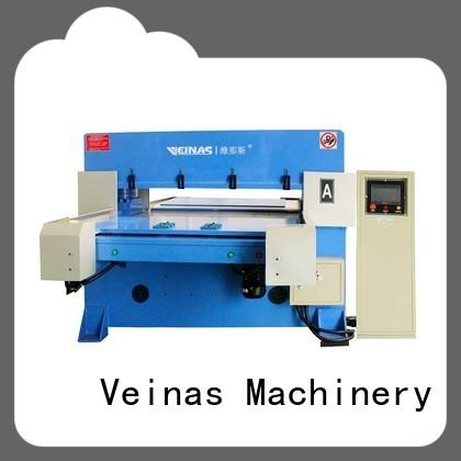 doubleside hydraulic cutting machine autobalance for packing plant Veinas