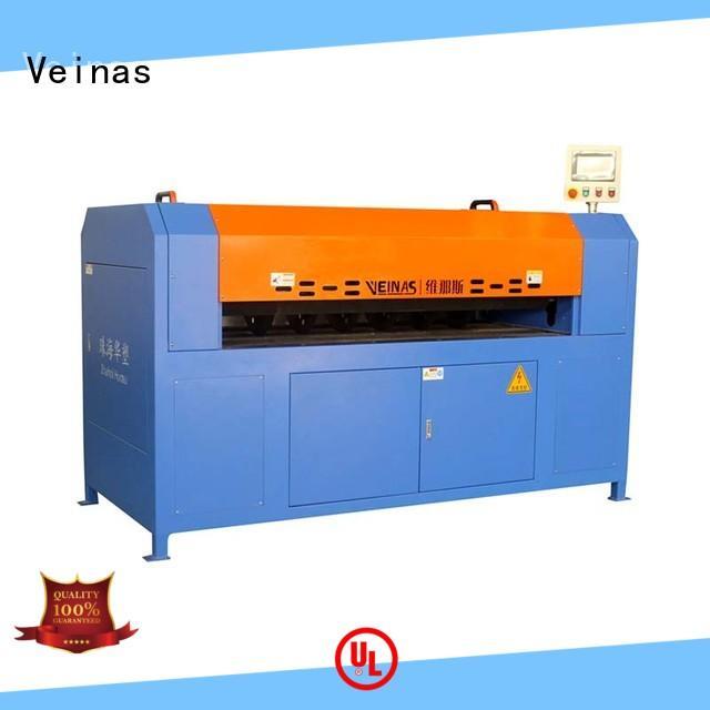 Veinas safe slitting cutter high speed for workshop