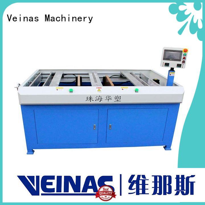 Veinas security epe machine grooving for bonding factory
