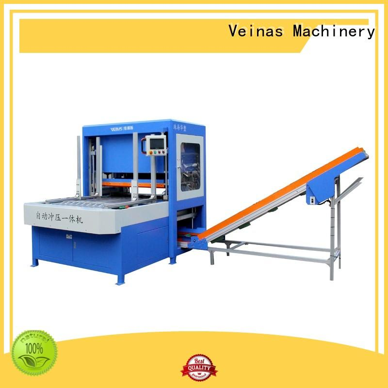 Veinas epe hole punching machine easy use for workshop