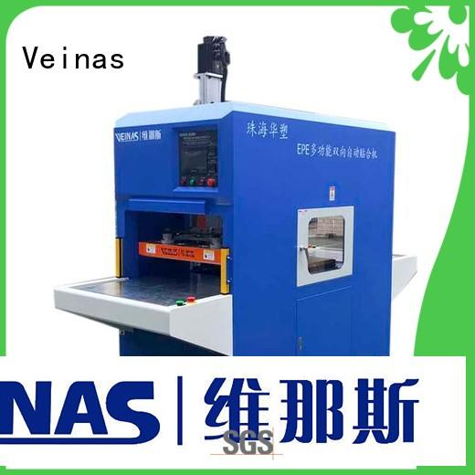 Veinas smooth automation machinery epe for factory