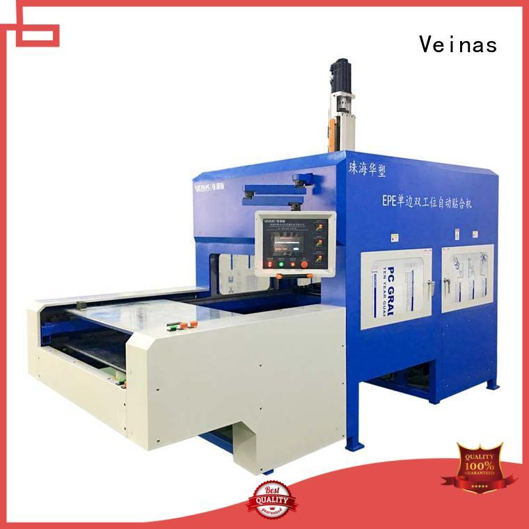 Veinas smooth industrial laminator manufacturer for factory