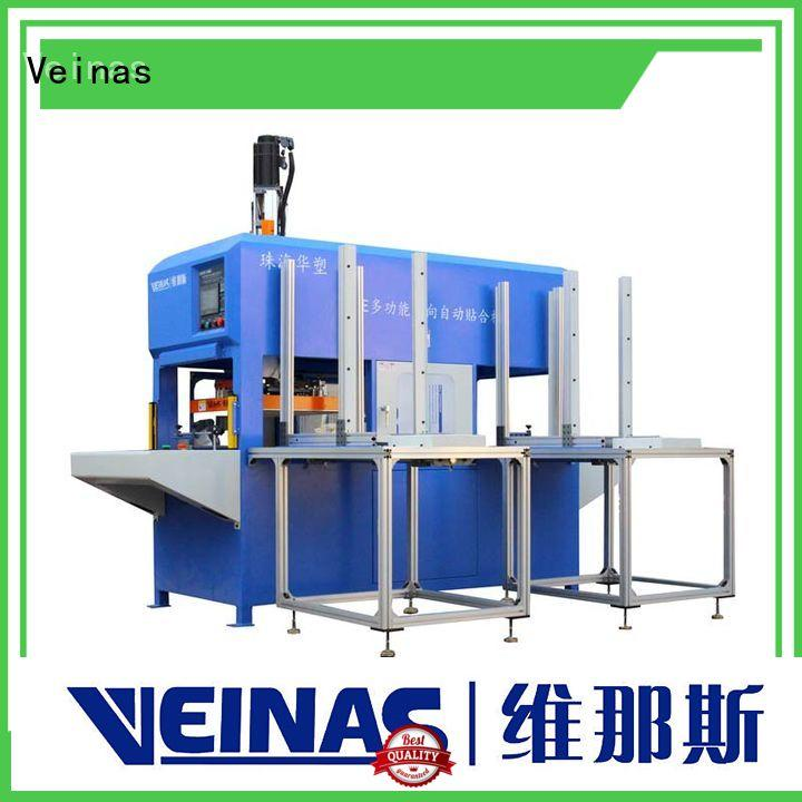 irregular EPE foam automation machine feeding for packing material Veinas