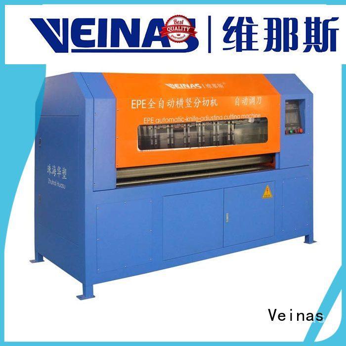 Veinas sheet industrial foam cutter supplier for cutting