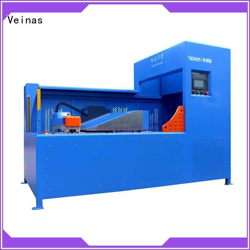 Veinas angle lamination machine price Simple operation for workshop