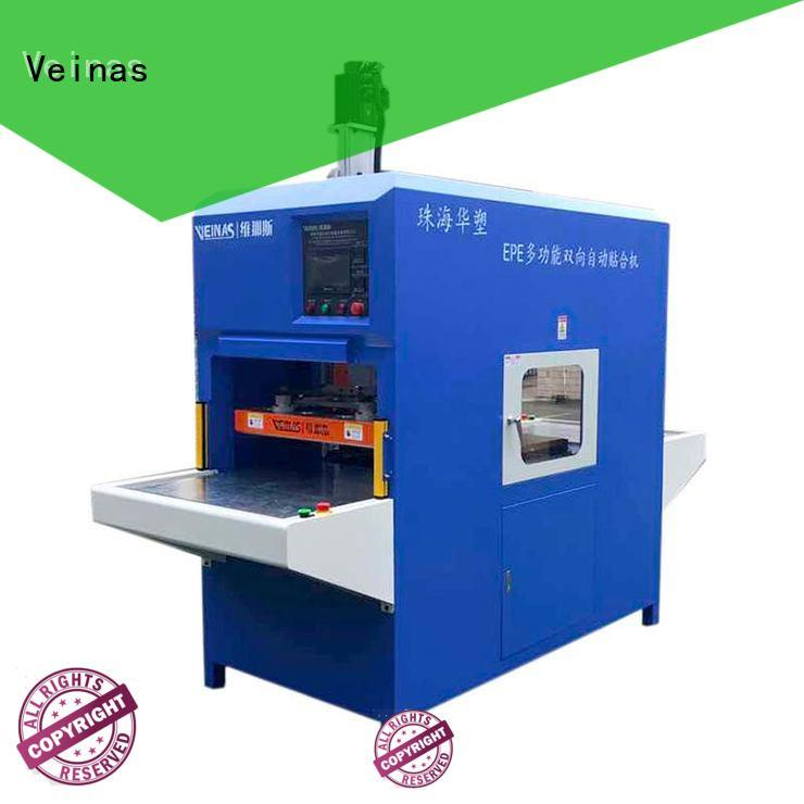 Veinas smooth industrial laminating machine high efficiency for factory