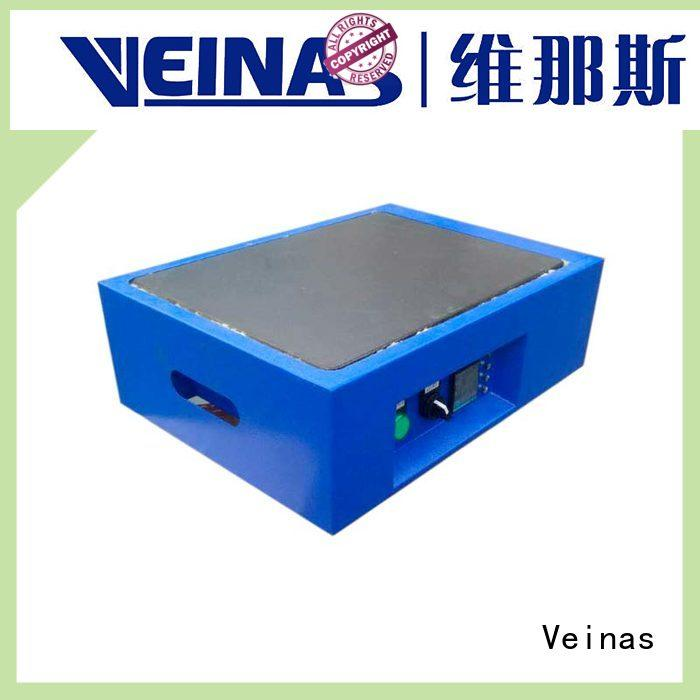 Veinas adjustable custom built machinery manufacturer for shaping factory